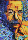 E=MC2  by Alexis Moreno