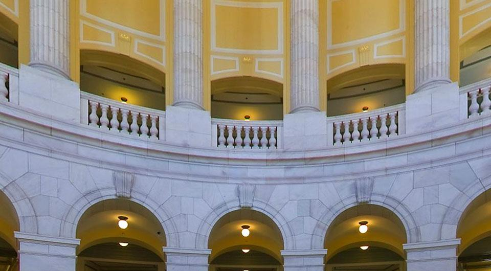 Rotunda of the Cannon House Office Building