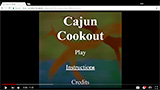 Cajun Cookout by Anna Yue, Cody Armand, Claire Picou, and Charles Blackwell