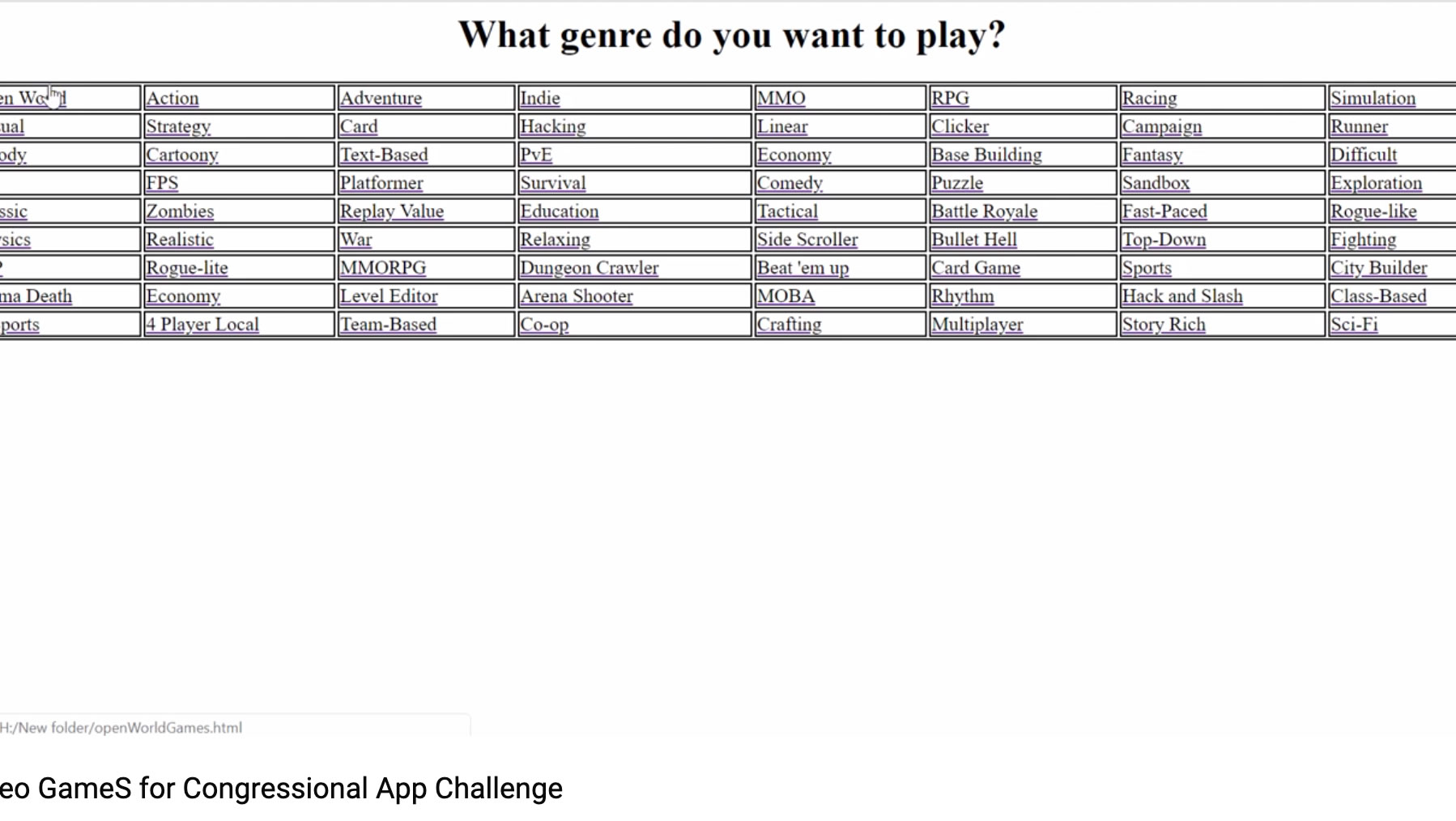 Congressional App Challenge | House gov