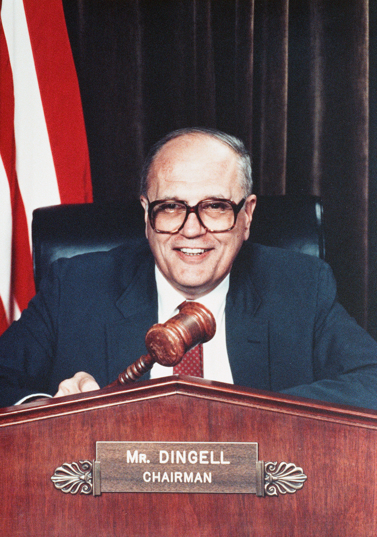Dingell served as the chairman for the House Energy and Commerce Committee for 16 years.
