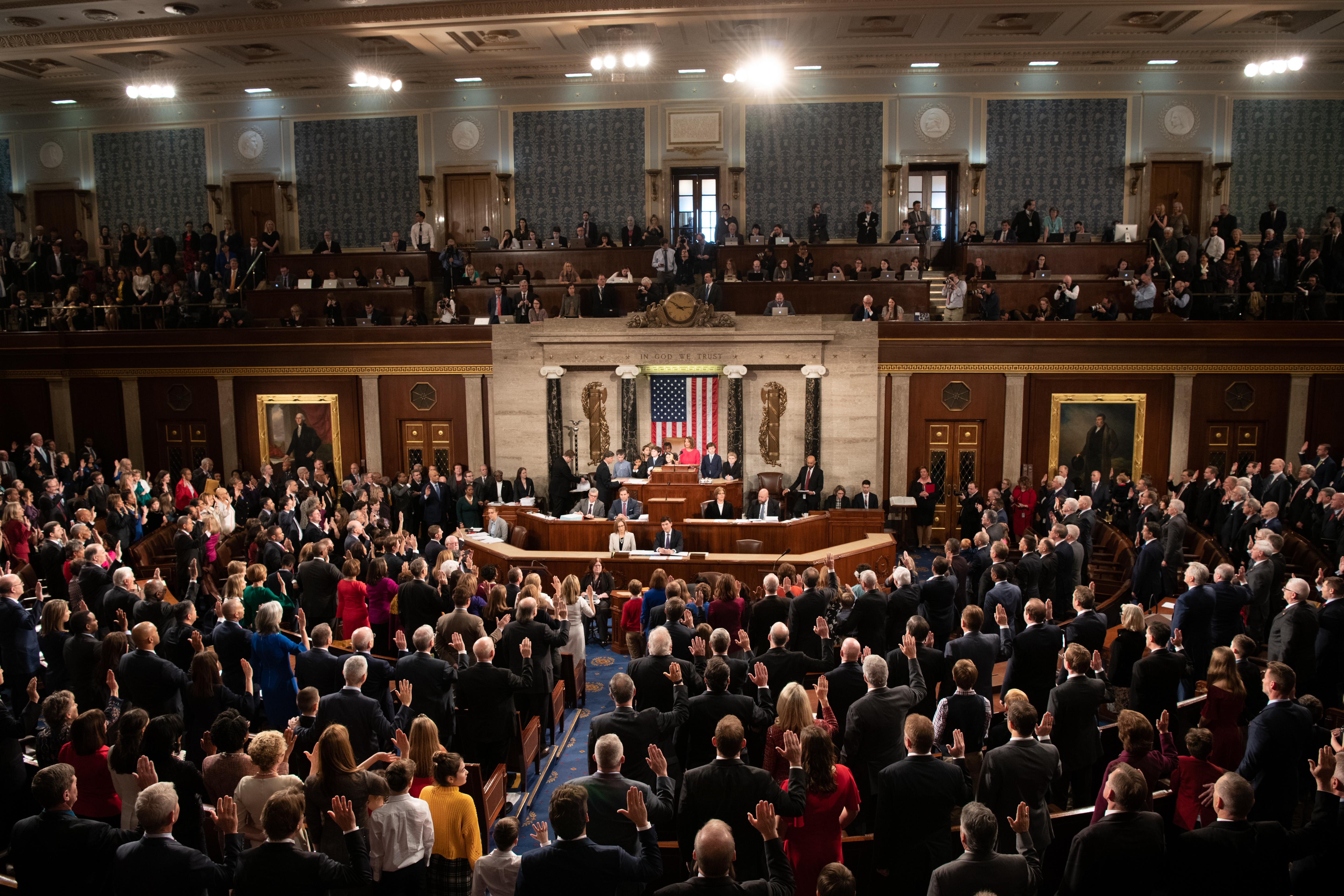 116th Congress Begins | house.gov